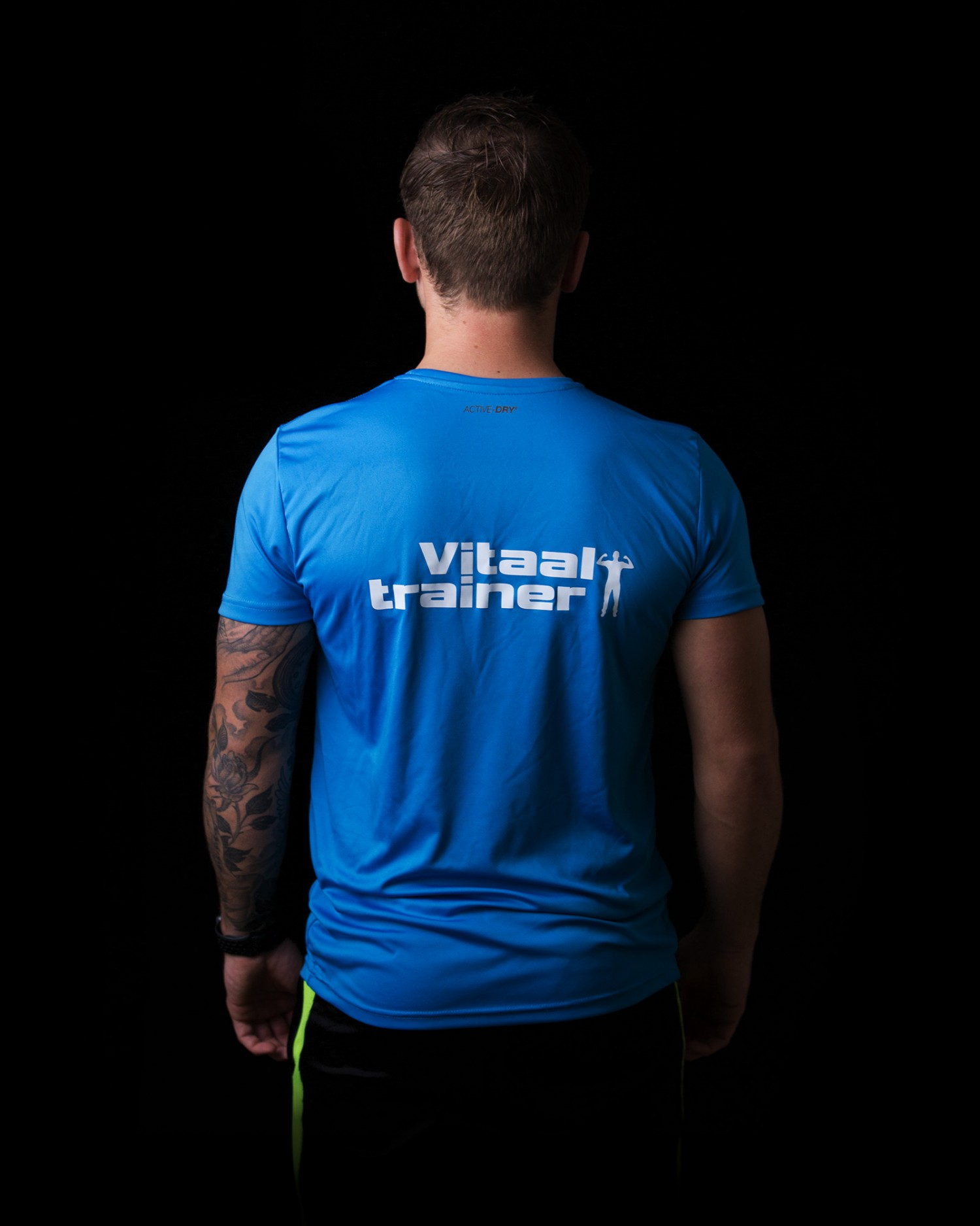 T-Shirt Vitaal Heren